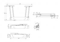 Механизм трансформации стола от 1 050 руб.-3