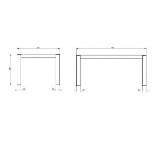 Садовый стол VL-3