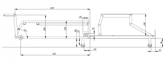 Механизм МТС-01-1
